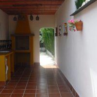 Casa rural Villa Rocio Barbacoa