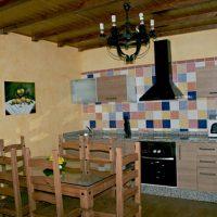 Casa rural Villa Rocio Cocina americana