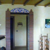 Casa rural Villa Rocio Detalle Salón