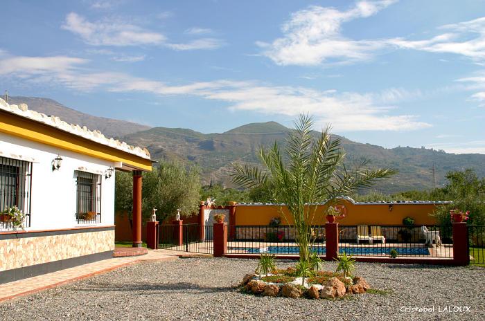 Casa rural villarocio country house villarocio cottage - Casa rural el rocio ...