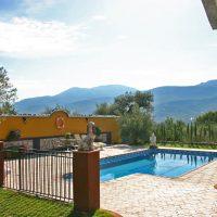 Casa rural Villa Rocio Piscina y Sierra Nevada