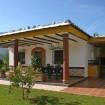 Casa rural Villa Rocio Porchey Barbacoa