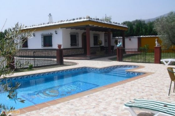 Casa-rural-Villa-Rocio-Exterior